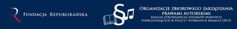 """Oświadczenie ws. komentarza Stowarzyszenia Autorów ZAiKS do raportu Fundacji Republikańskiej """"Organizacje zbiorowego zarządzania prawami autorskimi"""""""