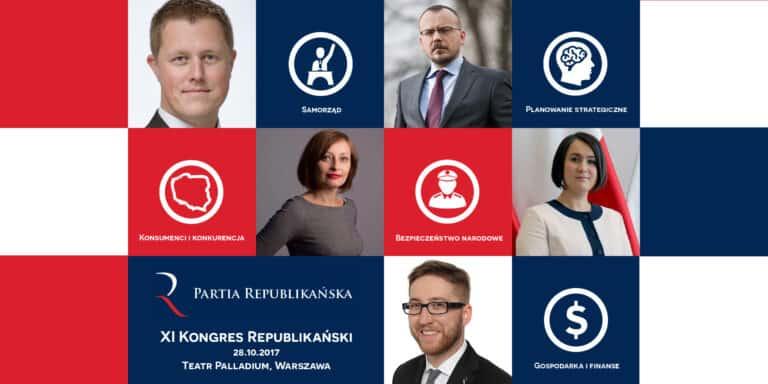 Pełny program XI Kongresu Republikańskiego