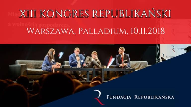 XIII. Kongres Republikański