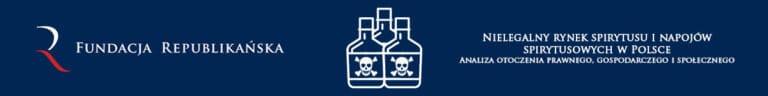 Zaproszenie na prezentację raportu nt. nielegalnego alkoholu