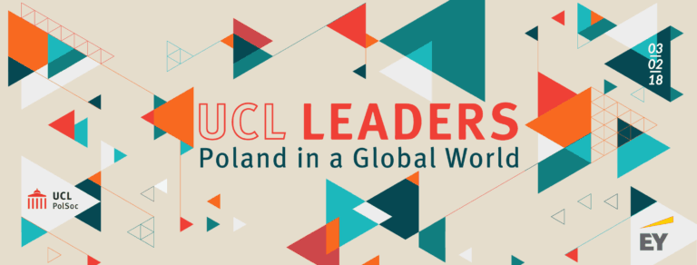 Fundacja Republikańska partnerem konferencji UCL Leaders: Poland in a Global World