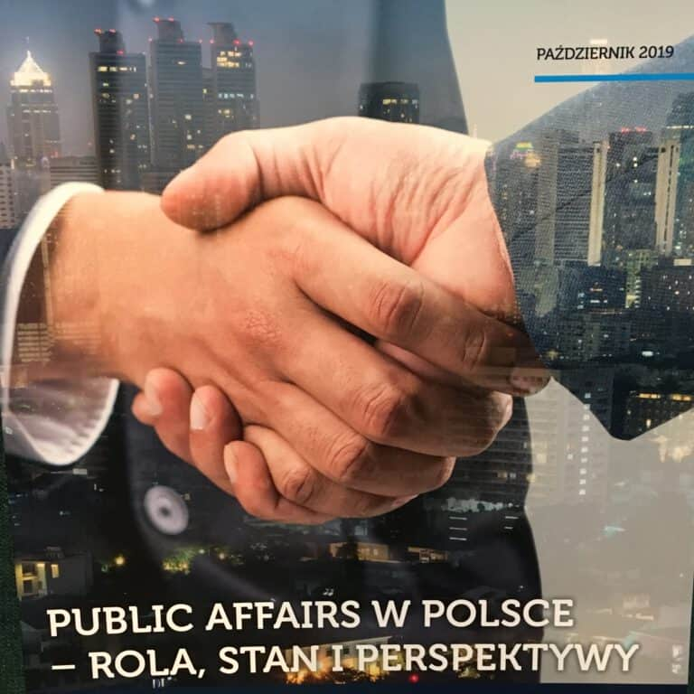 Raport Public Affairs w Polsce